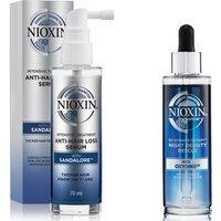 NIOXIN Anti-Hairloss Day and Night Regimen Set