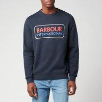 Barbour International Men's Event Logo Sweatshirt - Navy - M