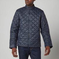 Barbour Mens Harrington Quilt Jacket - Navy - XL