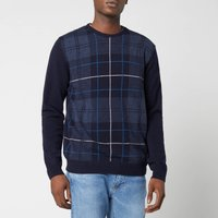 Barbour Men's Coldwater Crewneck Sweatshirt - Midnight - M
