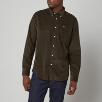 Barbour Men's Ramsey Tailored Shirt - Forest - L