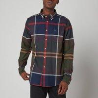 Barbour Mens Dunoon Tailored Shirt - Classic Tartan - S