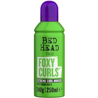 TIGI Bed Head Foxy Curls Curly Hair Mousse for Strong Hold 250ml
