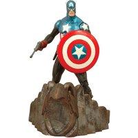 Diamond Select Marvel Select Action Figure - Captain America