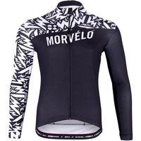 Morvelo Unity Thermoactive Long Sleeve Jersey - XXL