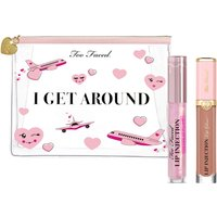 Too Faced Lip Injection Maximum Plump and Lip Injection Lip Gloss Bundle