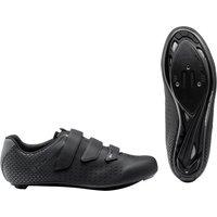 Northwave Core 2 Road Shoes - EU44 - Black/Anthra