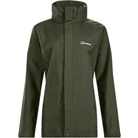 Womens Glissade InterActive Jacket - Green - 20