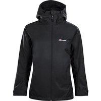 Womens Fellmaster 3in1 Waterproof Jacket - Black - 10