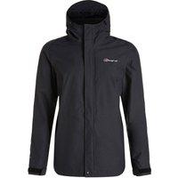 Womens Elara 3-in-1 Waterproof Jacket - Black - 10