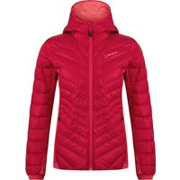 Womens Tephra Stretch Reflect Down Insulated Jacket - Red -
