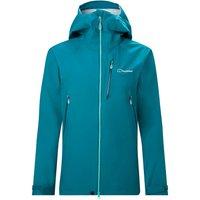 Womens Extrem 5000 Vented Waterproof Jacket - Dark Turquoise