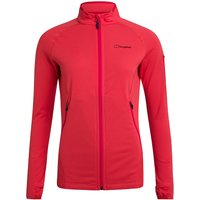 Womens Pravitale Mountain Light Jacket - Red - 20