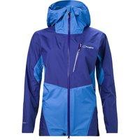 Womens Changtse Waterproof Goretex Jacket - Blue - 14