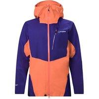 Womens Changtse Waterproof Goretex Jacket - Blue - 8