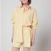 Faithfull The Brand Women's Rylen Shirt - Martie Stripe Print - XS