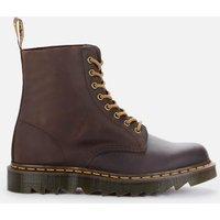 Dr. Martens Men's 1460 Pascal Ziggy Leather 8-Eye Boots - Gaucho - UK 11