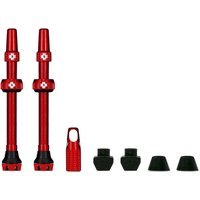 Muc-Off Tubeless Valves V2 - 44mm - Red