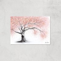 Forever Blossom Giclee Art Print - A3 - Print Only