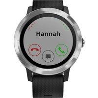 Garmin Vivoactive 3 GPS Watch - Black/Silver