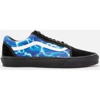 Vans Men's Lightning Old Skool Trainers - Black/Blue - UK 10