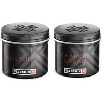 Veloskin Chamois Cream & Moisturiser Bundle
