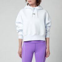 MSGM Active Women's Hoodie - Optical White - L