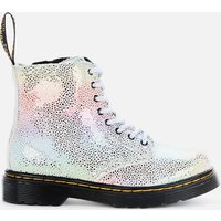 Dr Martens Toddlers 1460 Pascal Lace Up Boots - Rainbow Kidray Toddlers - UK 8 Toddler