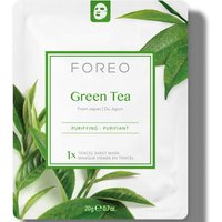 FOREO Green Tea Purifying Sheet Face Mask (3 Pack)