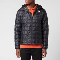 The North Face Men's Thermoball Eco Hooded Jacket - TNF Black - XXL