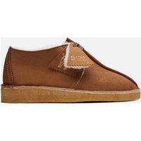 Clarks Originals Women's Warm Lined Pack' Desert Trek Shoes - Tan - UK 6