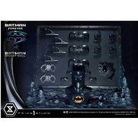 Prime 1 Studio Batman Forever Museum Masterline Statue - Batman Gadget Wall