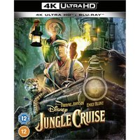 Jungle Cruise - 4K Ultra HD (Includes Blu-ray)