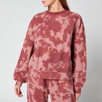 Varley Women's Erwin Sweatshirt - Deep Rose Tie Dye - L