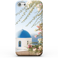 Santorini Views Phone Case for iPhone and Android - iPhone 8 - Snap Case - Matte