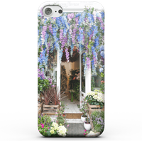 Floral Doorway Phone Case for iPhone and Android - iPhone 5C - Snap Case - Matte