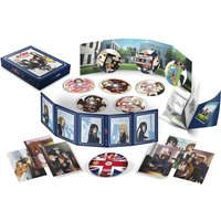 K-ON! Complete Collection Limited Edition (incl. Season 1, Season 2 and The Movie)