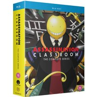 Assassination Classroom: The Complete Series