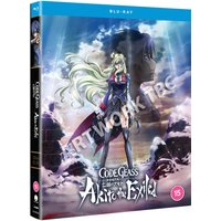 Code Geass: Akito The Exiled - OVA Series