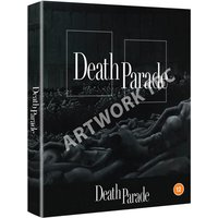 Death Parade - The Complete Series - Limited Edition + Digital Copy