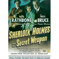 SHERLOCK HOLMES AND THE SECRET WEAPON/THE