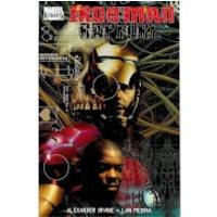 Iron Man Rapture Trade Paperback