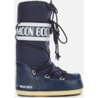 Moon Boot Moon Boot Women's Nylon Boots - Blue - EU 39-41 - Blue