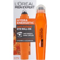 L'Oreal Men Expert Hydra Energetic Cooling Eye Roll-On (10ml)