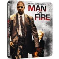 Man on Fire - Steelbook Edition
