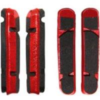 Campagnolo Brake Blocks for Carbon Rims - Campagnolo - Black/White