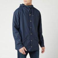 RAINS Men's Jacket - Blue - M/L
