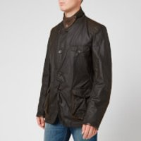 Barbour Mens Beacon Sports Jacket - Olive - M - Green