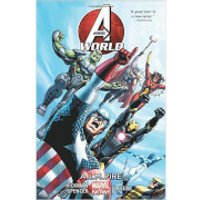 Avengers World Trade Paperback Vol 01 Aimpire
