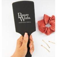 Cepillo plano grande con cerdas de jabalí de Beauty Works